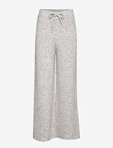 Meg Pants - LIGHT GREY MELANGE