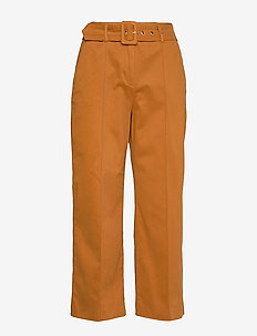Nancy Pants - vida byxor - cognac