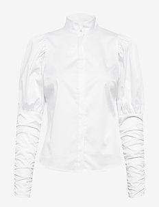 Nila Shirt - WHITE