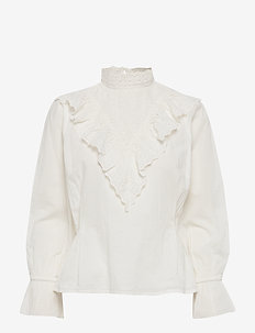 Nima Blouse - CREAM
