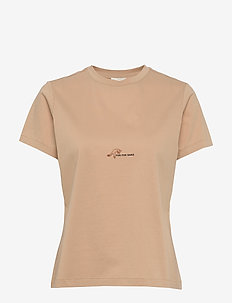 Nash T-shirt - NUDE
