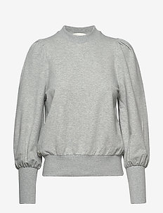 Oxford Sweatshirt - light grey melange
