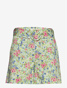 Odea Shorts - casual shorts - romantic flower