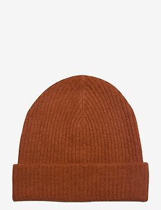 Rhonda Hat - kapelusze - burnt orange