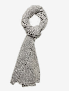 Rhonda Scarf - skjerf - light grey melange