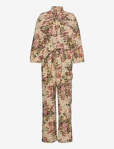 Rio Jumpsuit - jumpsuits - vintage rose