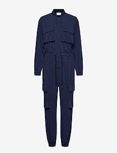 Nicci Jumpsuit - jumpsuits - navy