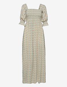 Taylor Flower Maxi Dress - maxi dresses - flower  dream