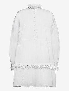 Tenna Dress - white