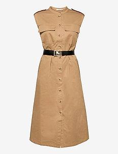 Trina Dress - sommerkjoler - beige