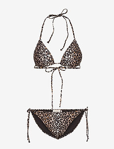 Tropic Bikini - baddräkter - leopard