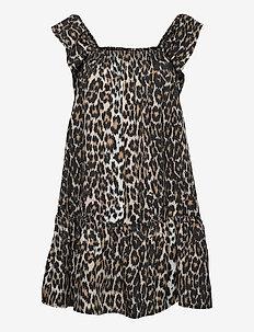 Tassie Dress - vardagsklänningar - leopard
