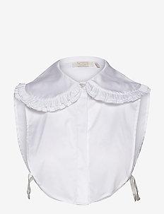 Nila Collar - collars - white