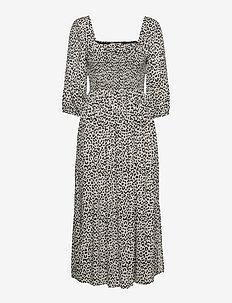 Viola Dress - hverdagskjoler - leopard