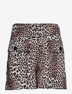 Vicky Shorts - shorts casual - leopard