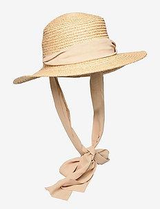 Vita Hat - bøllehatte - nature