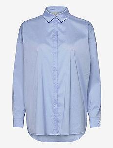 Kira Shirt X - koszule z długimi rękawami - blue sky