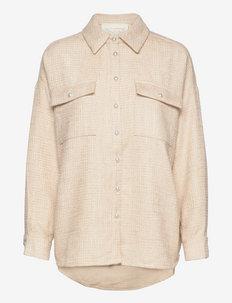 Alea Shirt - overshirts - nude
