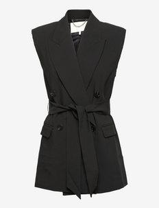 Anabelle Vest - blazere uten ermer - noir