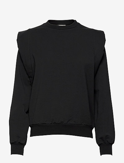 Simone Sweatshirt - sweatshirts - noir