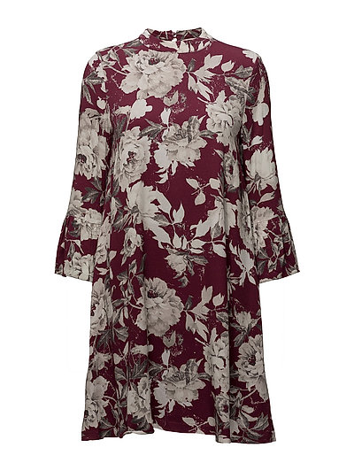 Eryn Dress - VINTAGE PEONY