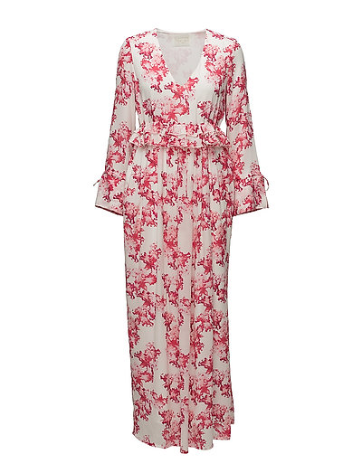 Gail Long Dress - PINK DREAM