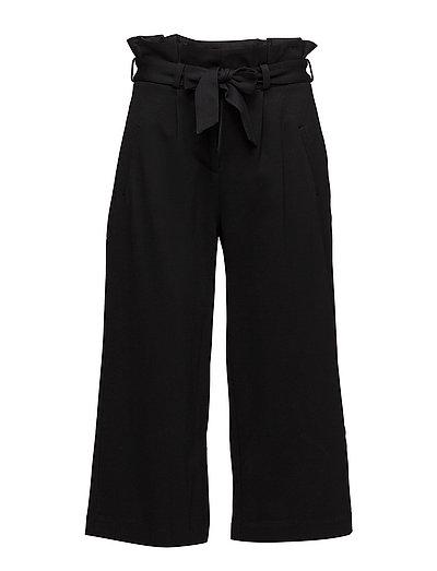 Giselle Wide Pants - NOIR