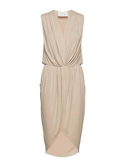 Harper Dress - NUDE
