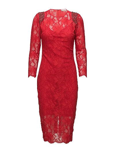 Harriet Dress - STRAWBERRY