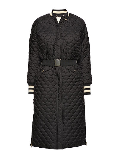 Inessa Coat - NOIR