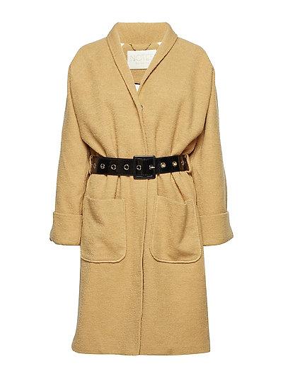 Irena Coat - CAMEL