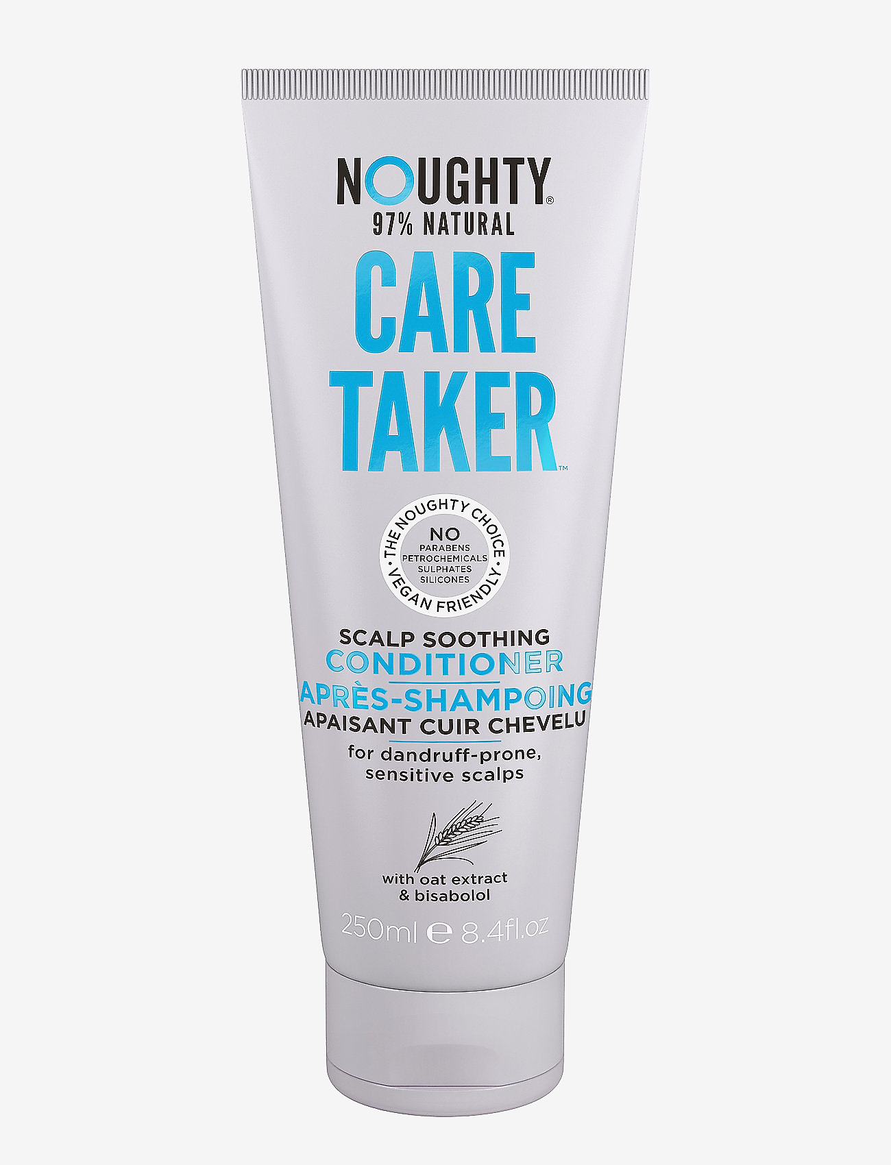 Noughty - Noughty Care Taker Conditioner - balsam & conditioner - clear - 0