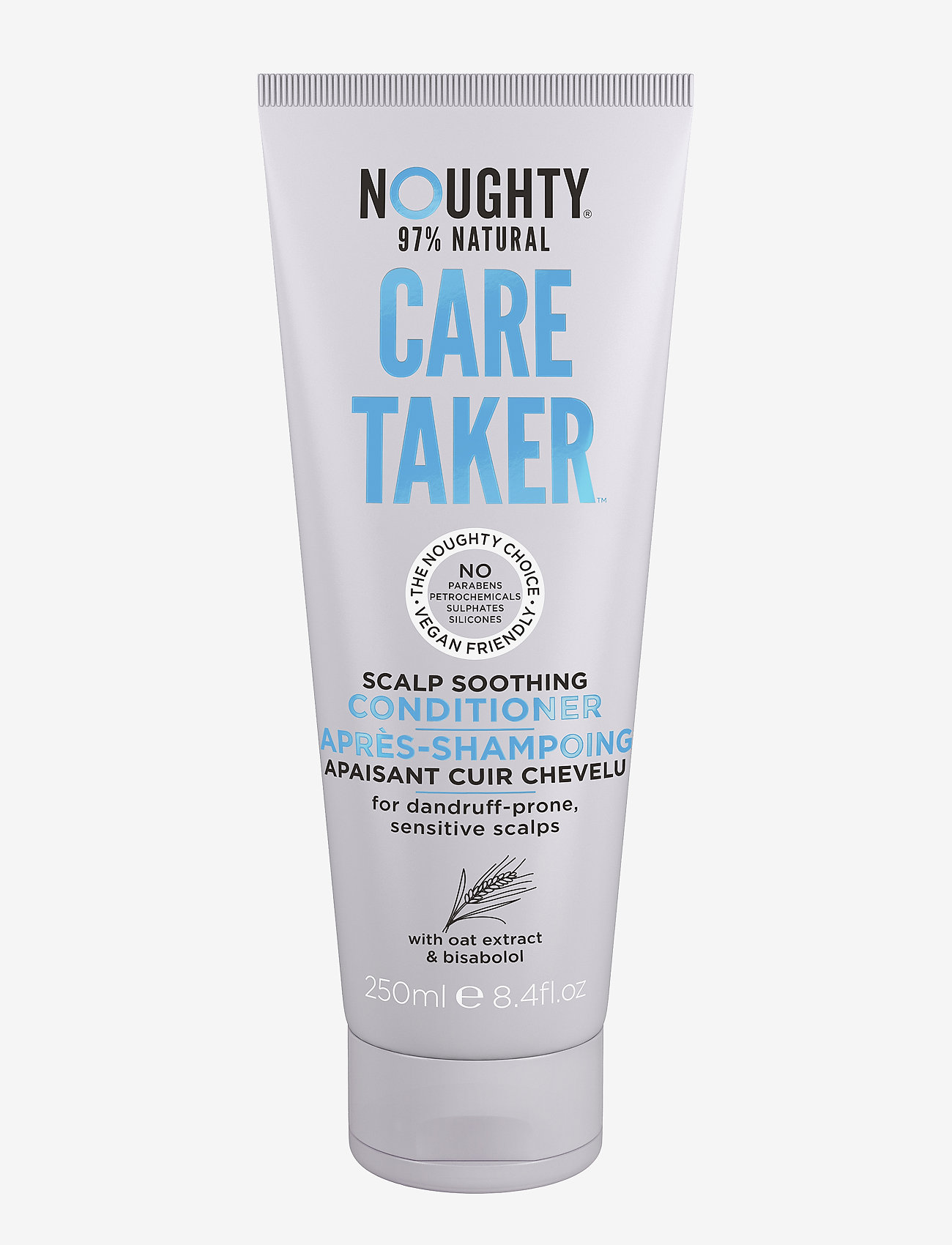 Noughty - Noughty Care Taker Conditioner - balsam & conditioner - clear - 1