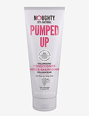 Noughty - Pumped Up Volumising Conditioner - balsam & conditioner - clear - 0