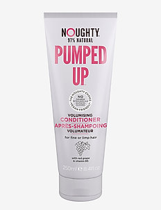 Pumped Up Volumising Conditioner - balsam - clear