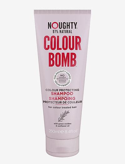 Noughty Colour Bomb Shampoo - shampoo - clear