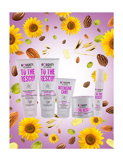 Noughty To The Rescue Serum - stylingkräm - clear