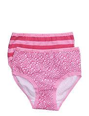 Pink Girlie Briefs - PINK