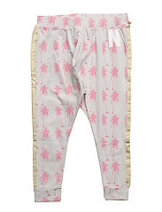 City Trousers Palms - GREY
