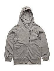 Hood Grey Melange - GREY