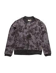 Jacket Grey - GREY/BLACK