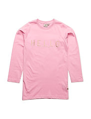Dress Hello - PINK