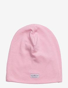 Pink Baby Beanie - huer - pink