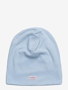 Blue Baby Beanie - chapeaux - blue