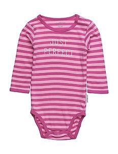 Pink Striped Body - PINK