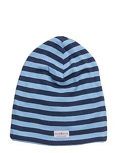 NB Blue Striped Bean - BLUE