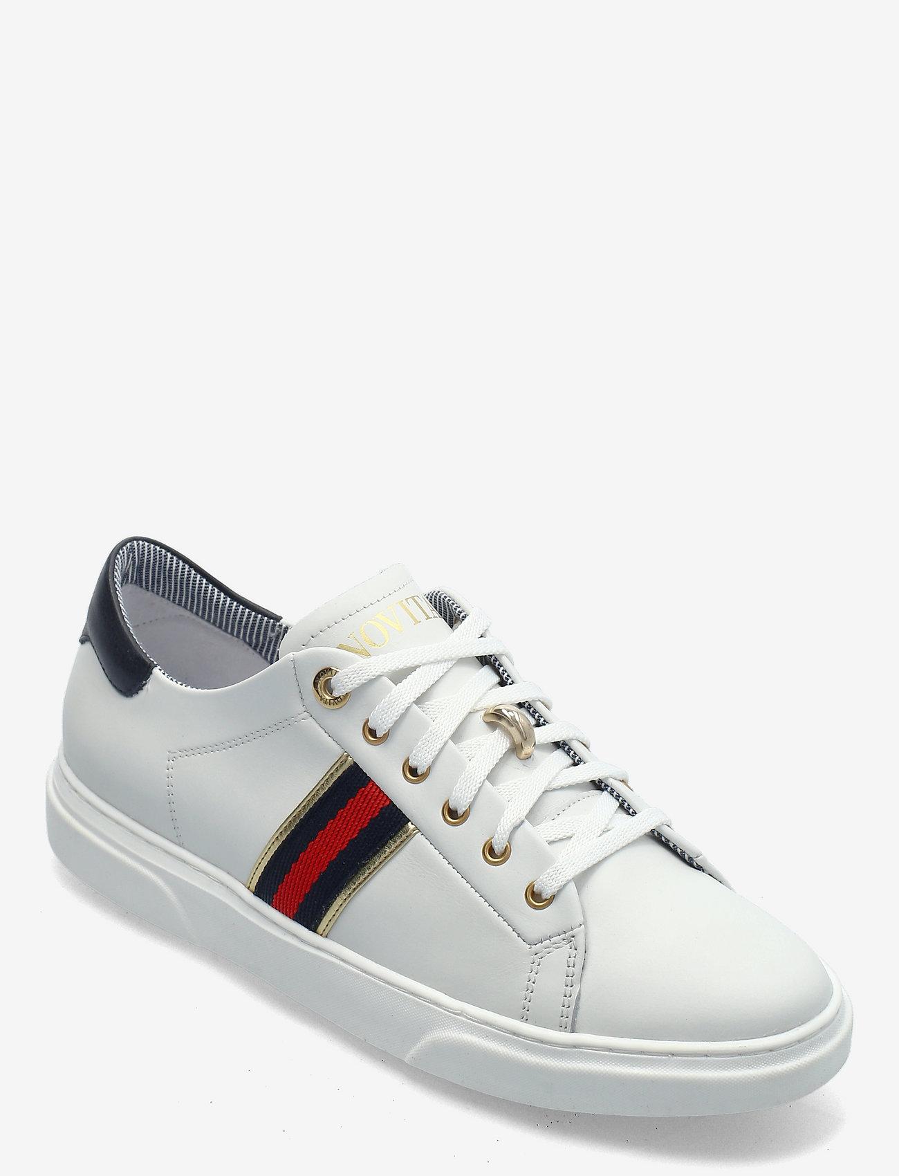 Novita - Allena - lage sneakers - black - 0