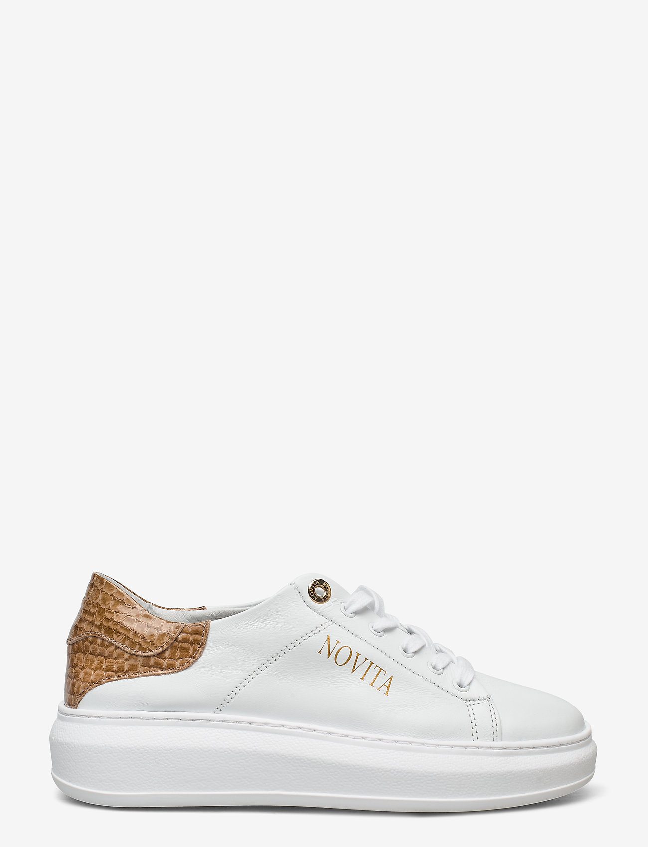 Novita - Longera - chunky sneakers - white - 1