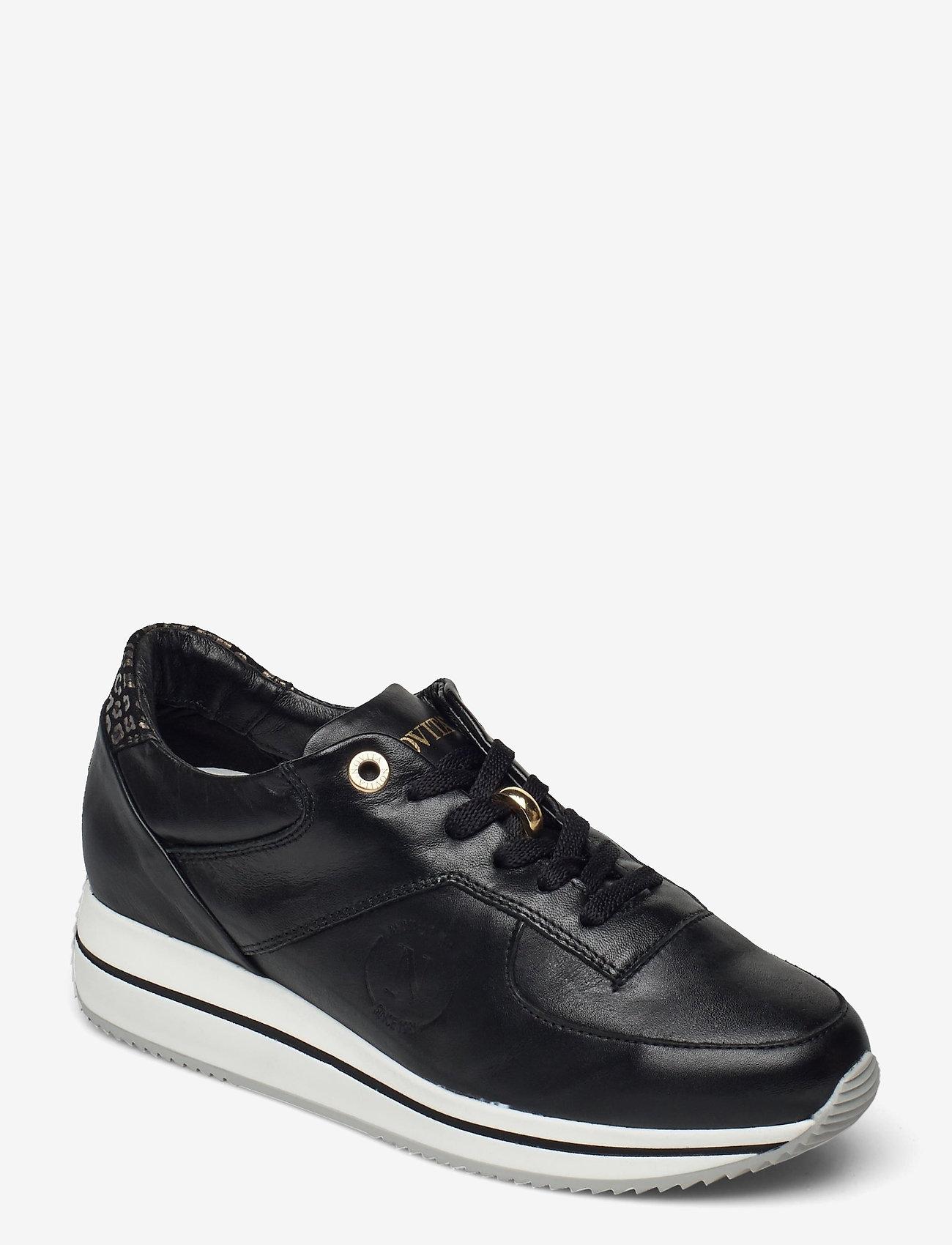 Novita - Limone - lage sneakers - black - 0