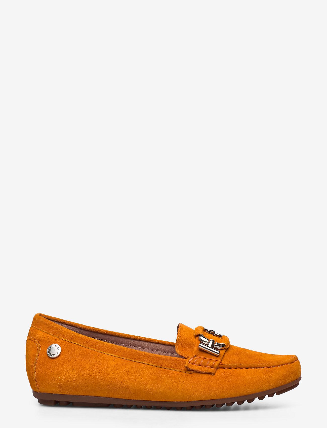Novita - Parma Buckle - instappers - orange - 1